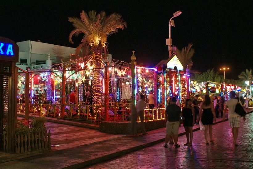 Отдых в Египте. Шарм Эль Шейх, Melia Sinai, Naama Bay