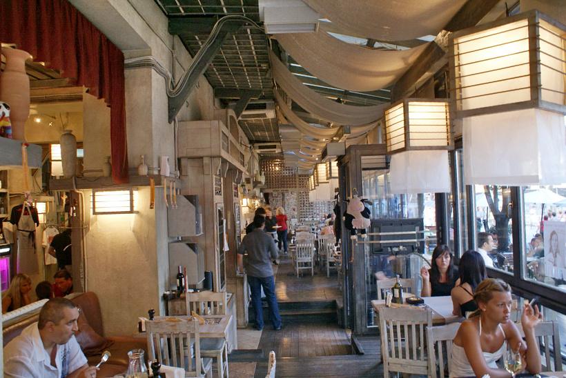 Отдых в Одессе или сюрприз на День Рождения. Часть #3. Одесские заведения: Mario's, Пивной Сад, Стейкхаус. «Мясо и Вино» (обзор и фото)