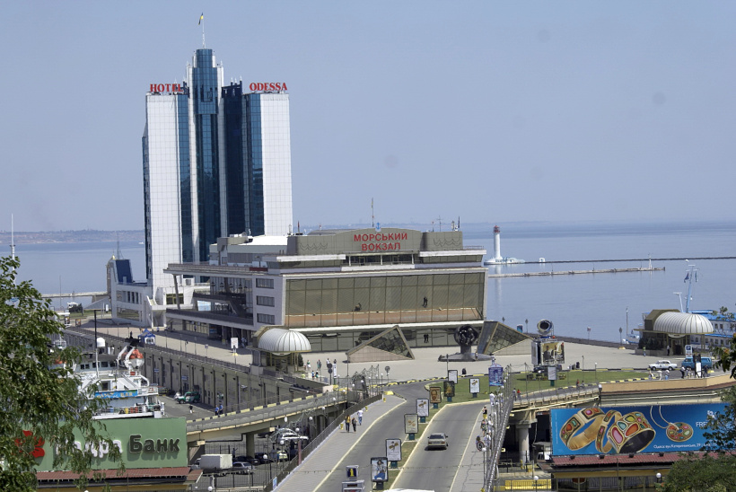 Одесса. Фото. Городские достопримечательности
