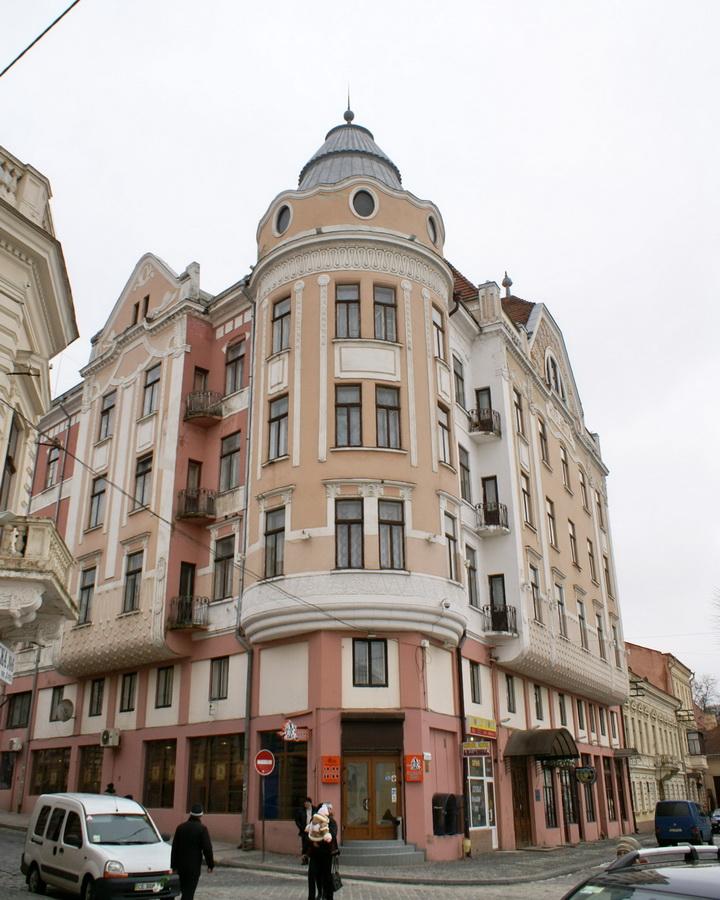 Черновцы отель Бристоль фото