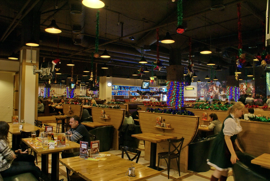 Пивной ресторан Бавариус отзыв обзор фото