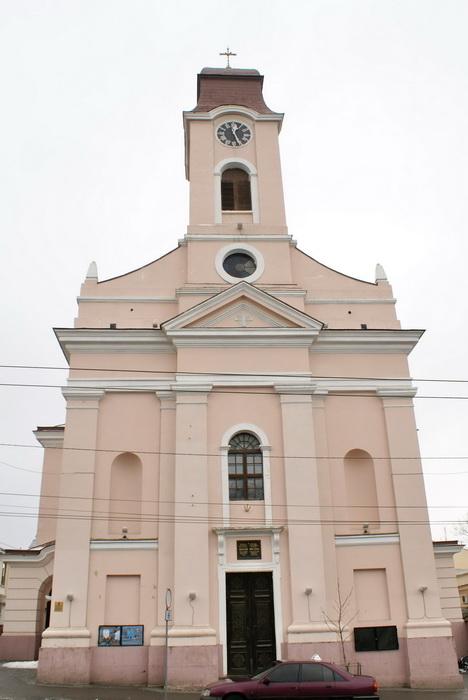 костёл Воздвижения Святого Креста фото