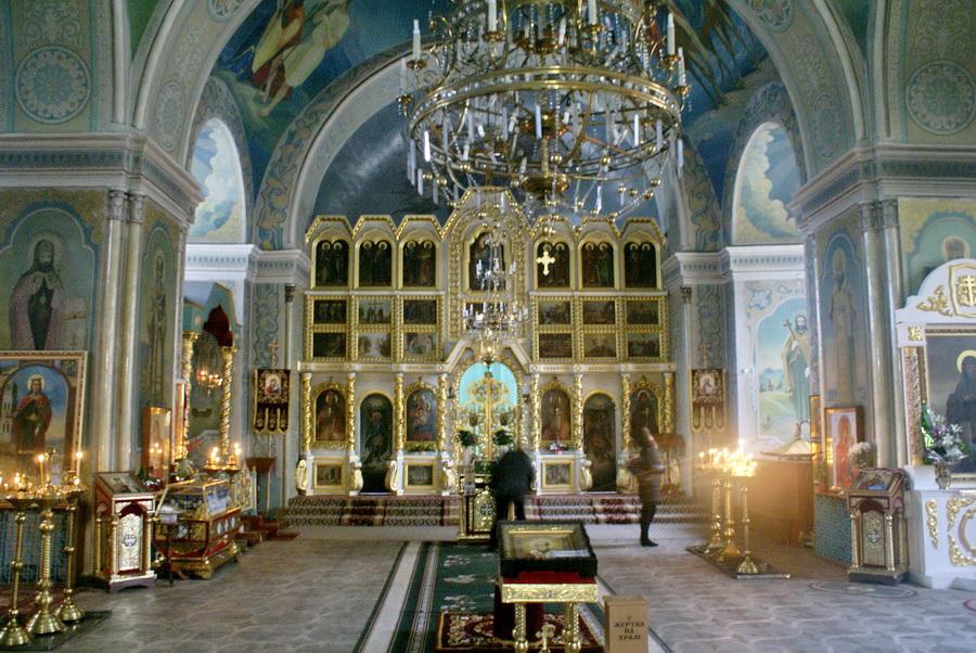 Кафедральный собор Святой Параскевы / церковь Святой Параскевы Черновцы фото