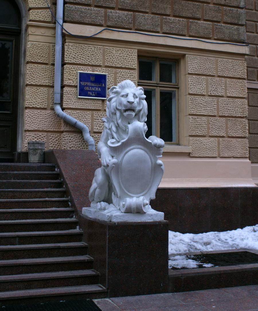Достопримечательности Черновцов Костёл фото