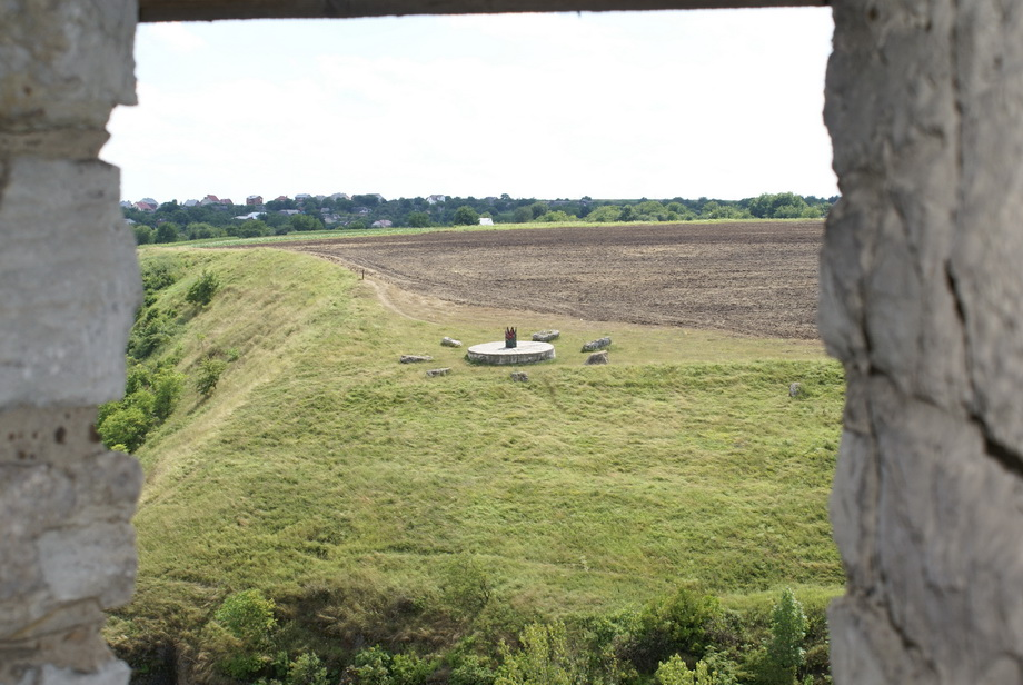 Каменец-Подольский Старый замок крепость фото