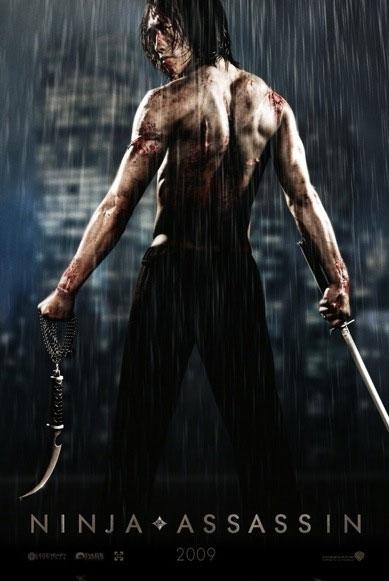 Ниндзя-убийца / Ninja Assassin обзор фото