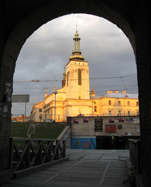 Костел Кларисок во Львове