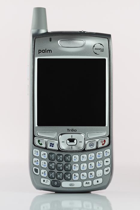 PEOPLEnet Palm Treo 700w