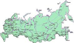 Количество пользователей сотовой связи в России, феврале 2008