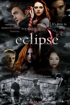 Сумерки Затмение / The Twilight Saga: Eclipse