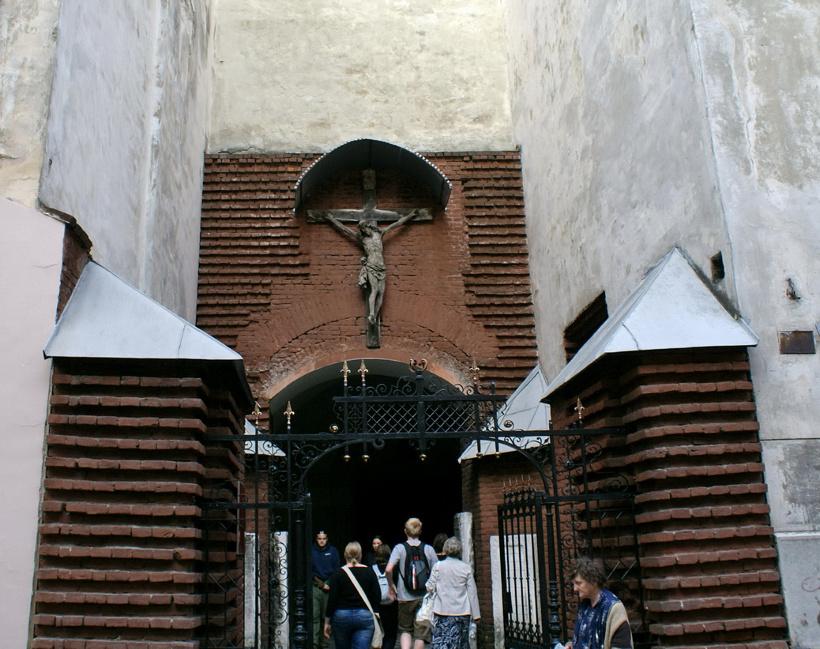 Отдых во Львове. Часть #7. Армянский кафедральный собор