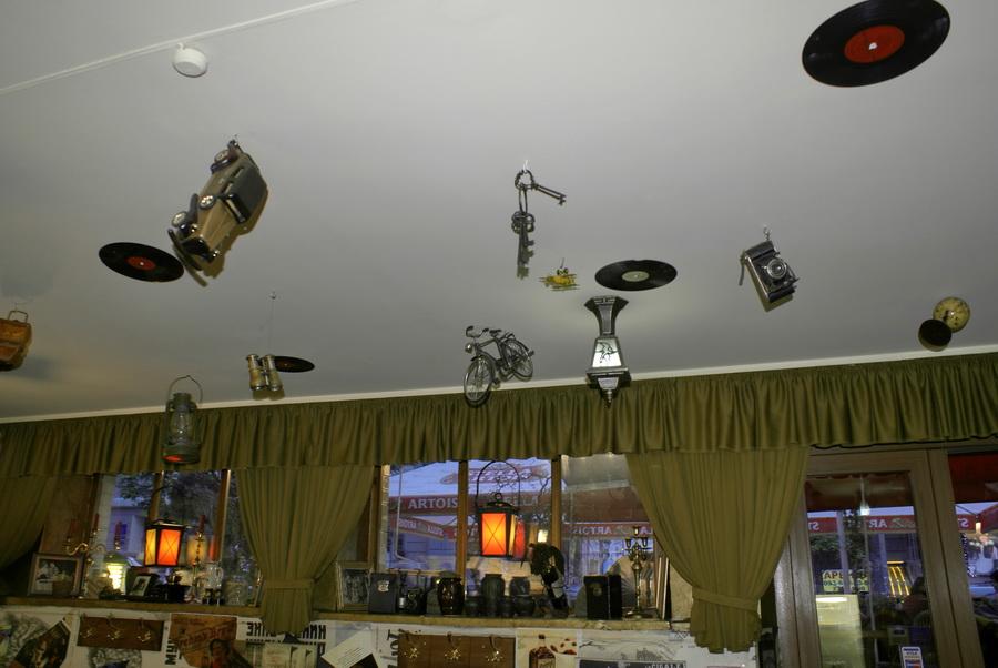 Арт-кафе Дом Бергонье Киев фото