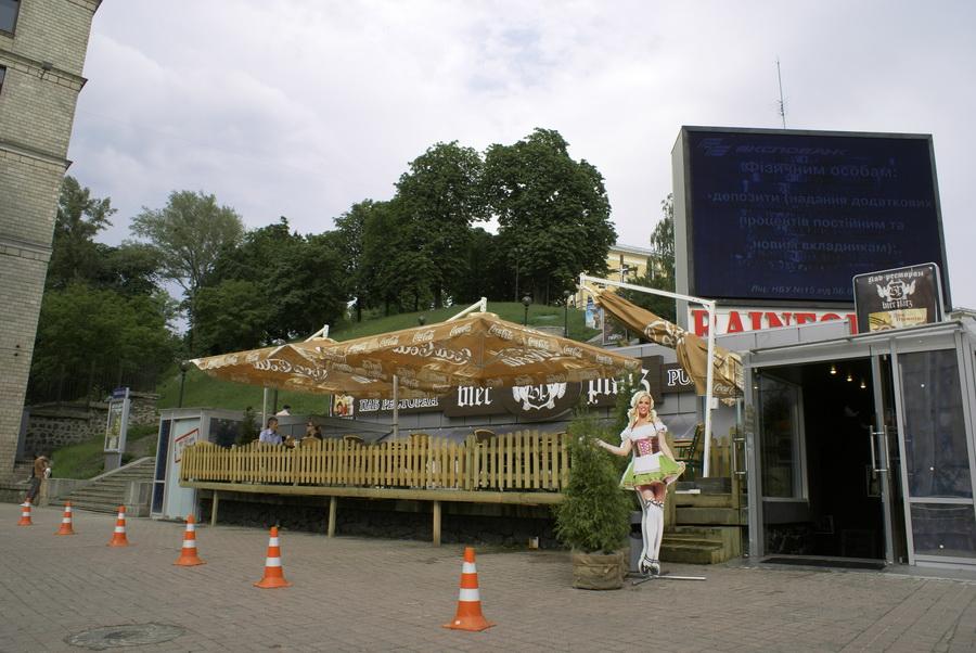 Паб-ресторан Bier Platz Киев обзор фото
