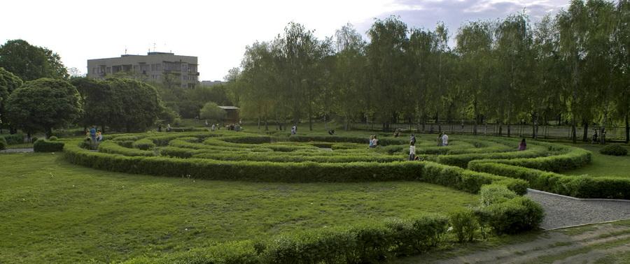 Ботанический сад Киев Печерск фото