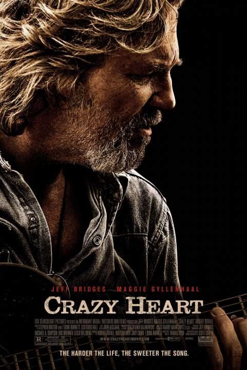 Оскар 2010 Отзыв о фильме Сумасшедшее сердце, Безумное сердце, Crazy Heart