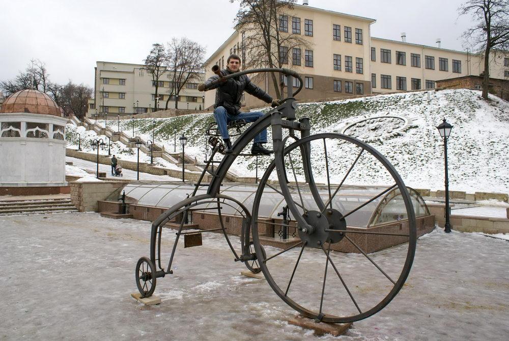 Фото Черновцы Турецкая площадь
