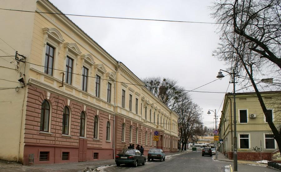 Черновцы еврейская школа фото