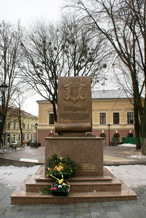 площадь Святого Креста фото