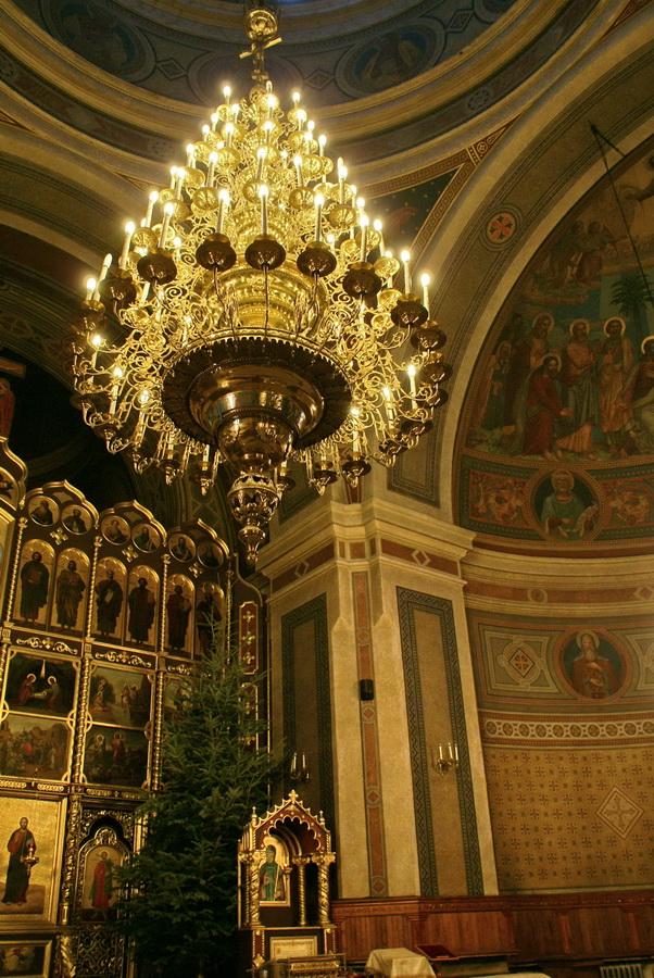 Достопримечательности Черновцов Кафедральный собор Святого Духа фото