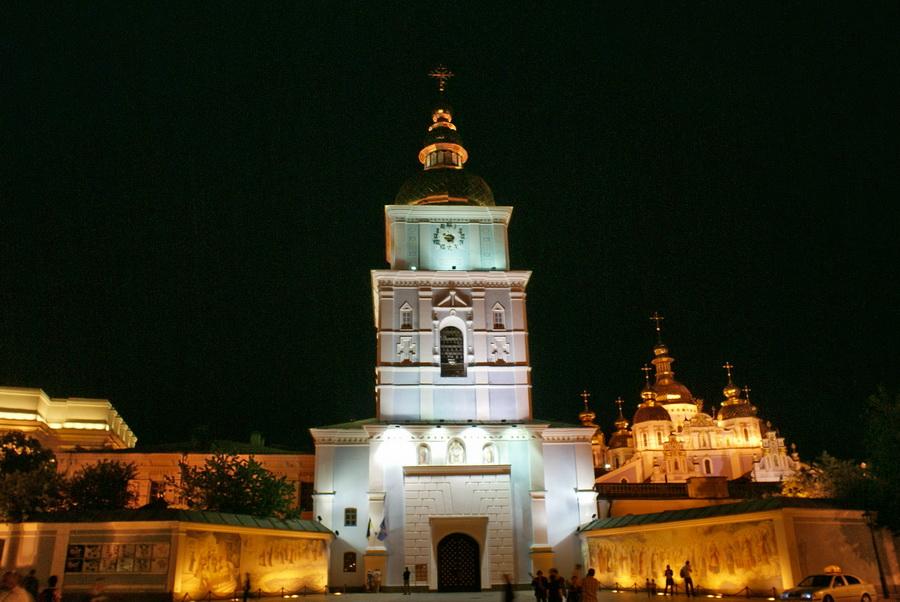Киев День Победы 2010 фейерверк фото