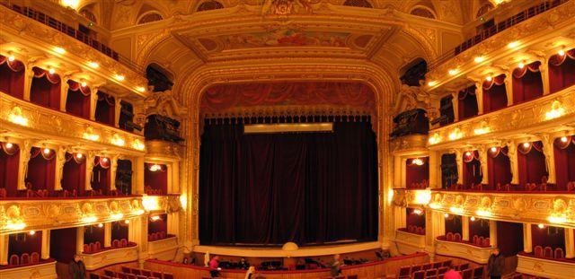 Львовский оперный театр (Львовский национальный академический театр им. С.А. Крушельницкой)