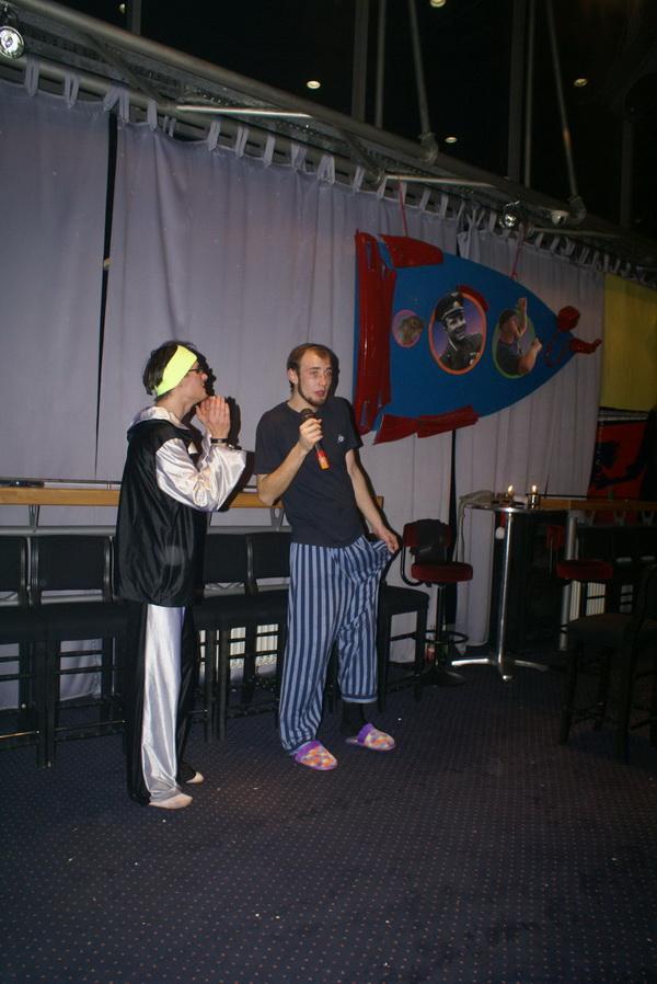 Клуб друзей Эрика. Фото.