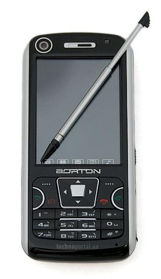 Телефон украинской сборки Borton DSC-MP-03