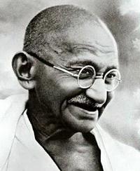 Махатма Ганди. Интересные факты