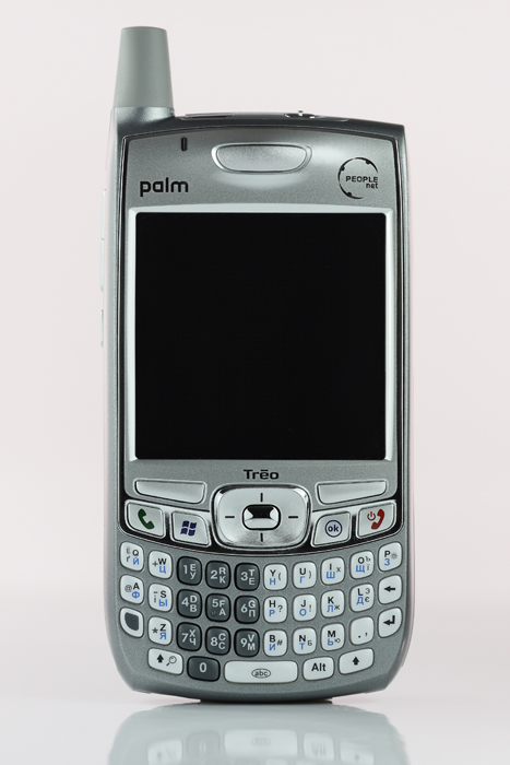 PEOPLEnet Palm Treo 700w
