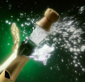 шампанское